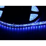 Светодиодная лента 3528 120 LED синяя 4.0-4.5 Lm/LED влагозащищена IP65