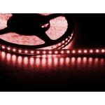 Светодиодная лента 3528 120 LED красная 4.0-4.5 Lm/LED IP33