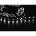 Светодиодная лента 3528  60 LED белая 4.0-4.5 Lm/LED IP33