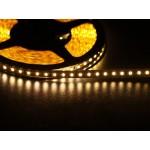 Светодиодная лента 3528 120 LED белая(теплый) 6.5-7.0 Lm/LED IP33