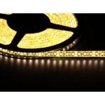 Светодиодная лента 3528 120 LED белая(теплый) 4.0-4.5 Lm/LED влагозащищена IP65