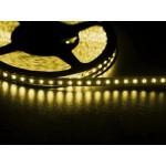 Светодиодная лента 3528 120 LED желтая 4.0-4.5 Lm/LED IP33