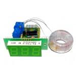 Амперметр цифровой А-056-i-R (0,0-99,9А) перем.ток (индикатор красный)