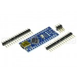 Ардуино nano V3.0 Mega328 DCCduino (в комплекте разъемы) Модуль