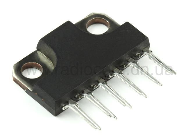 Микросхема tda 1591: http://nintsvns.appspot.com/mikroshema.html