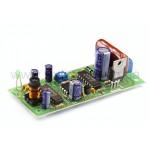 Радиоконструктор K108 (емкостное реле с задержкой на выключение)