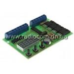 Радиоконструктор Часы с драйвером M141