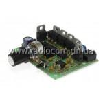 Радиоконструктор K165 (6-ти канальная цветомузыка для RGB ленты 12/24В)