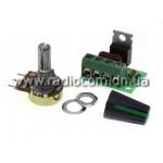 Радиоконструктор M216.3 (регулятор мощности до 1КВт с выносным потенциометром)