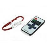 Контроллер-диммер для одноцветной ленты L2PRF с пультом RF