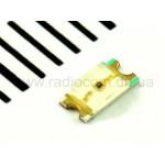 Светодиод SMD 1206 белый теплый XL-3216WWC