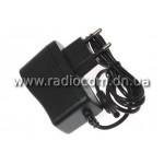 Блок питания 12V  12W 1.0A адаптерный в пластмассовом корпусе LX-1201