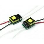 LED драйвер A02 ~220V безкорпусной  3x2W-450mA