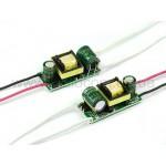LED драйвер A04 ~220V безкорпусной  4-7x1W-300mA