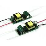 LED драйвер A06 ~220V безкорпусной  8-12x1W-300mA