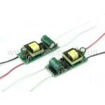 LED драйвер A11 ~220V безкорпусной 4-6x2W-600mA