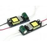 LED драйвер A12 ~220V безкорпусной 7-9x2W-600mA