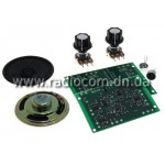 Радиоконструктор M1106.1 (Переговорное устройство)