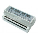 Терморегулятор с GSM оповещением многоканальный M305-100/4