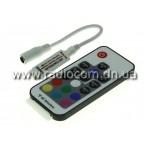 Контроллер для RGB ленты N4PRFс пультом(16 кнопок) RF