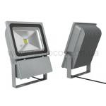 Прожектор светодиодный  прямоугольный белое свечение 100W  ~220V PR-100-220-W