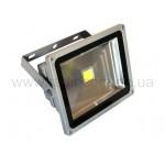 Прожектор светодиодный  прямоугольный белое свечение  30W  ~220V PR-30-220-W