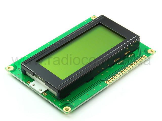LCD символьный 16x4