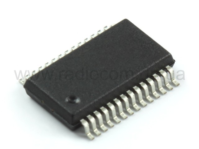 Микросхема CS4228A-KS (smd)