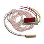 Термометр цифровой Т-028-1000-i-R (0*С +1000*С; шаг-1*С) (индикатор красный)