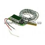 Тахометр-вольтметр-термометр ТВТ-036/3-3D-i-G (автомобильный; зеленый)