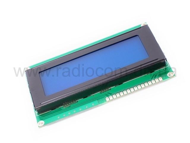 LCD символьный 20x4 WC2004A-