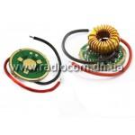 LED драйвер для фонарика, для светодиода XM-L T6 10W круглый Uвх=7-15V, один режим